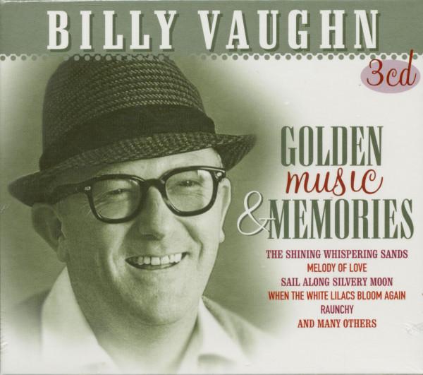 Golden Music And Memories (3-CD)