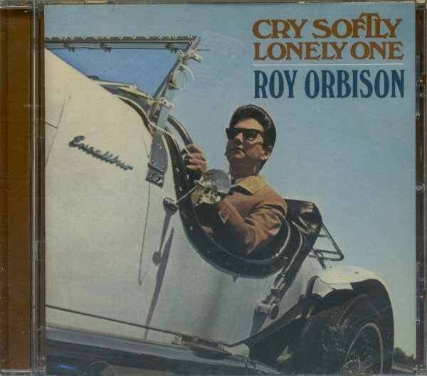 Cry Softly Lonely One (CD)