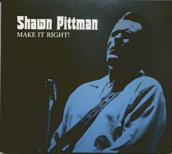 Make It Right! (CD)