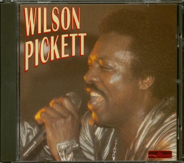 Wilson Picket (CD)