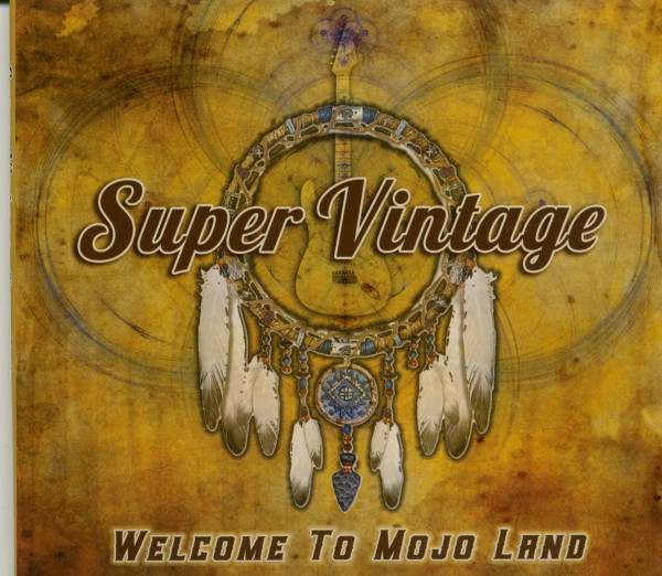 Welcome To Mojo Land (CD)