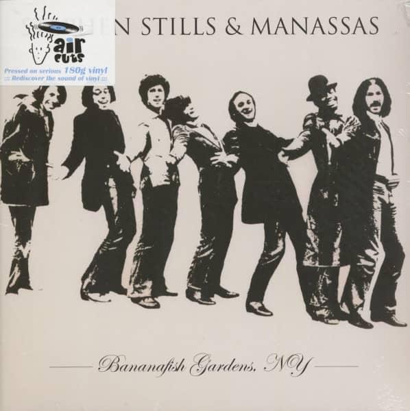 Bananafish Gardens, NY (LP, 180g Vinyl)