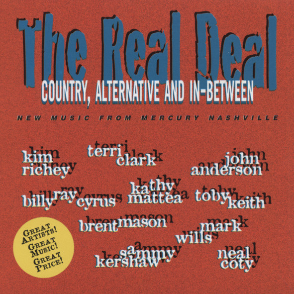 Real Deal - Country, Alternative And In-Betwe