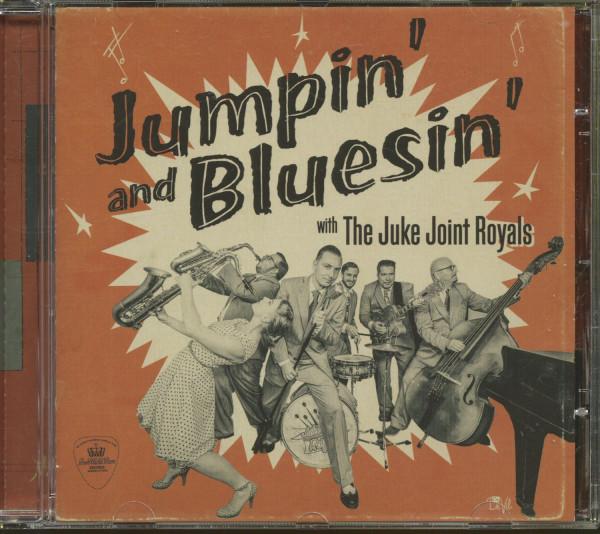 Jumpin' And Bluesin' (CD)