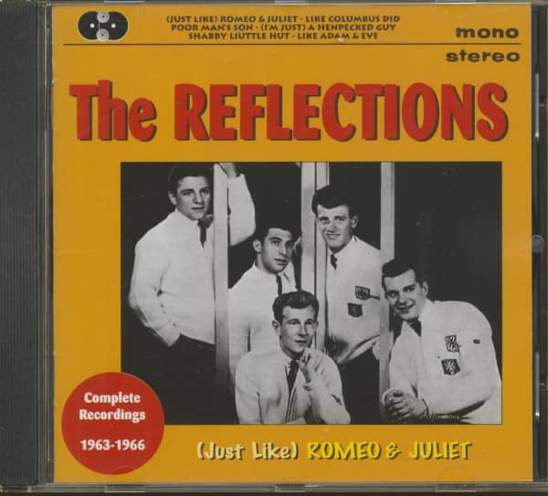 (Just Like) Romeo And Juliet - The Complete Recordings 1963-1966 (CD)