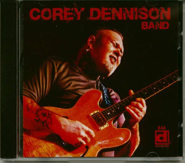 Corey Dennison Band (CD)