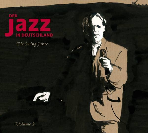 Jazz in Deutschland, Teil 2 (3-CD)