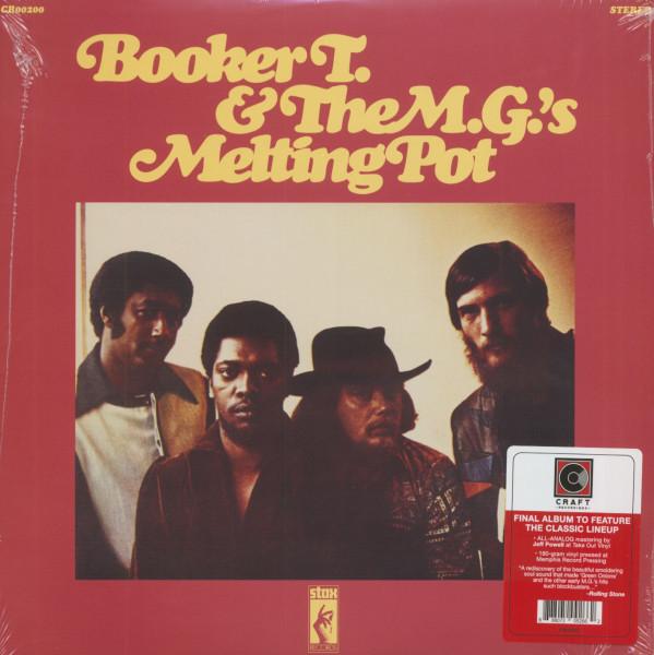 Melting Pot (LP, 180g Vinyl)