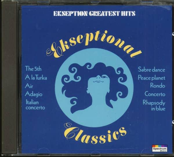 Ekseptional Classics (CD)