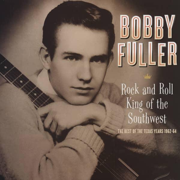Rock'n'Roll King Of The Southwest (LP)