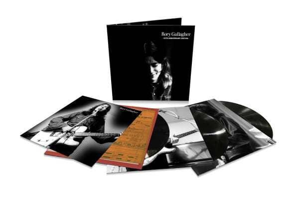 Rory Gallagher 50th Anniversary Edition (3-LP, Ltd.)