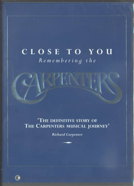 Close To You - Remembering The Carpenters (DVD)