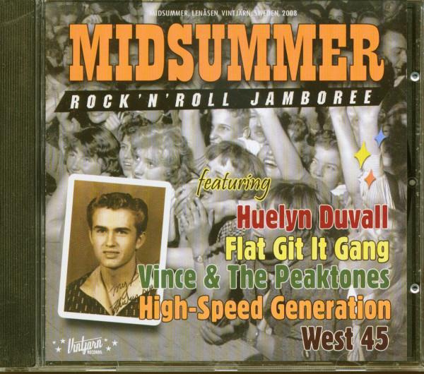 Midsummer Rock'n'Roll Jamboree 2008 (CD)
