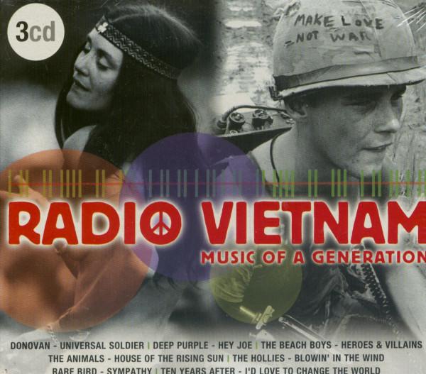 Radio Vietnam (3-CD)