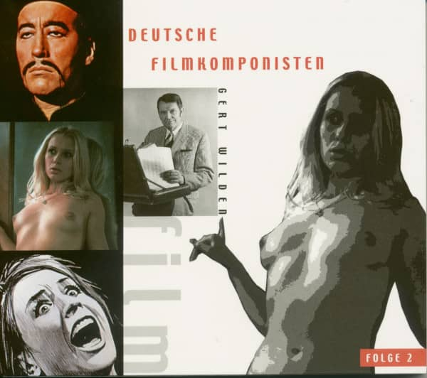 Grosse Deutsche Filmkomponisten Vol.2