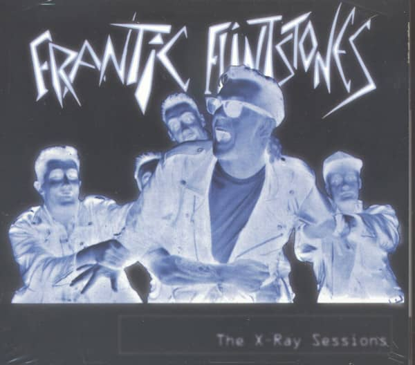 The X-Ray Sessions (CD)