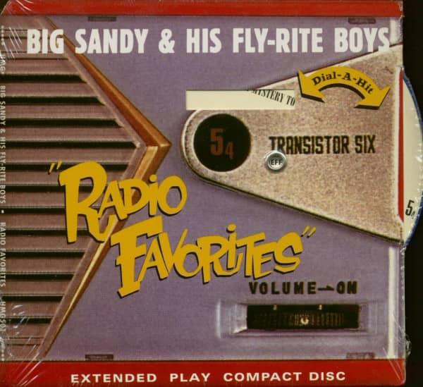 Radio Favorites - Cut Out (CD)