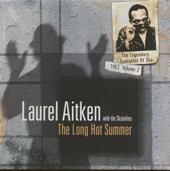 The Long Hot Summer - 1963 Recordings (LP)