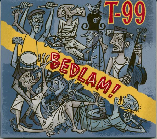 Bedlam (CD)