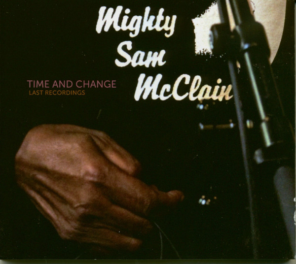 Time And Change (CD)