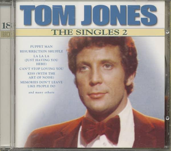 The Singles, Vol.2 (CD)