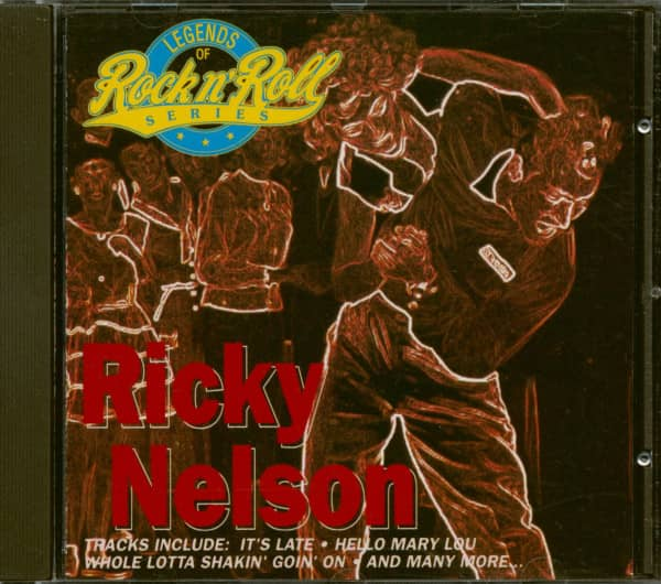 Ricky Nelson - Legends Of Rock n' Roll Series (CD)