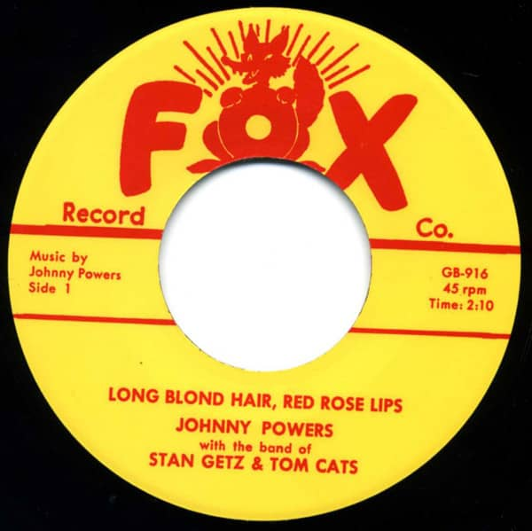 Rock Rock - Long Blond Hair, Red Rose Lips (7inch, 45rpm)