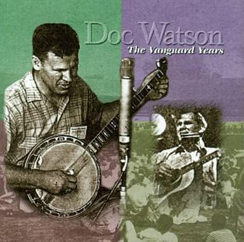 The Vanguard Years 4-CD