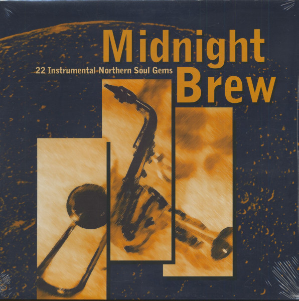 Midnight Brew - 22 Northern Soul Instros (LP)