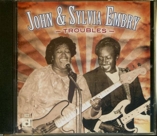 Troubles (CD)