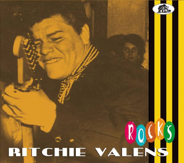 Ritchie Valens Rocks (CD)