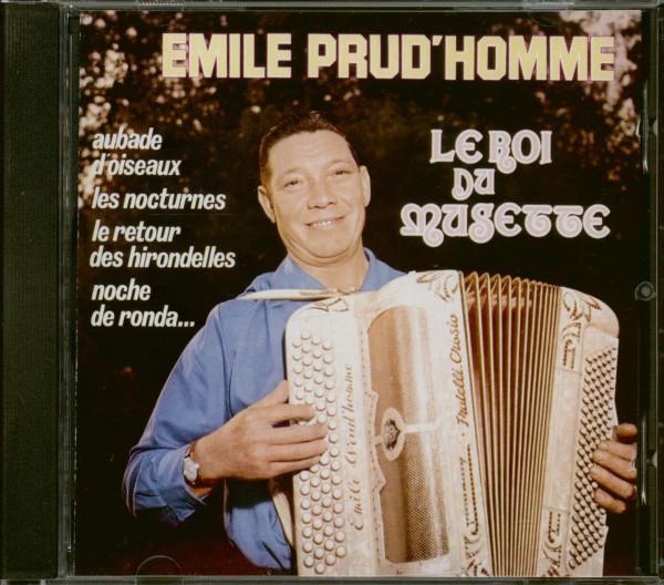 Le Roi Du Musette (CD)