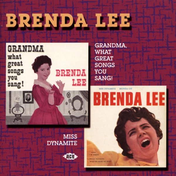 Grandma, What Great Songs...& Miss Dynamite