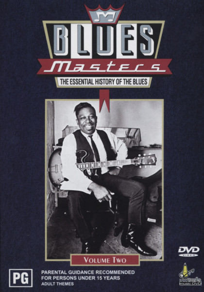 The Essential History Of The Blues Vol.2 (DVD)