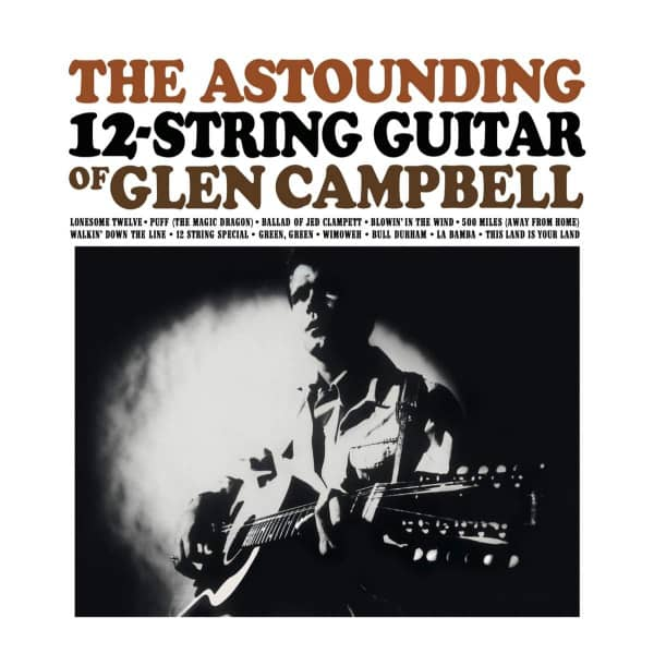 The Astounding 12-String Guitar Of (LP, Limited Edition)