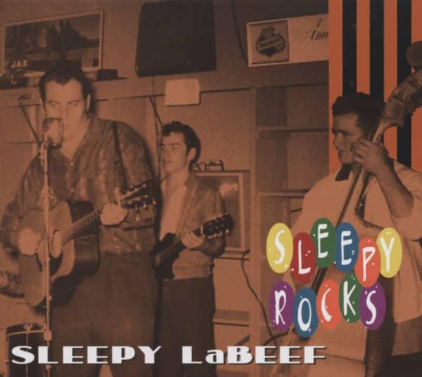 Sleepy LaBeef - Sleepy Rocks