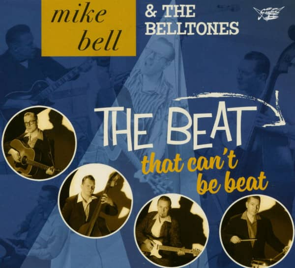 The Beat That Can't Be Beat (CD)