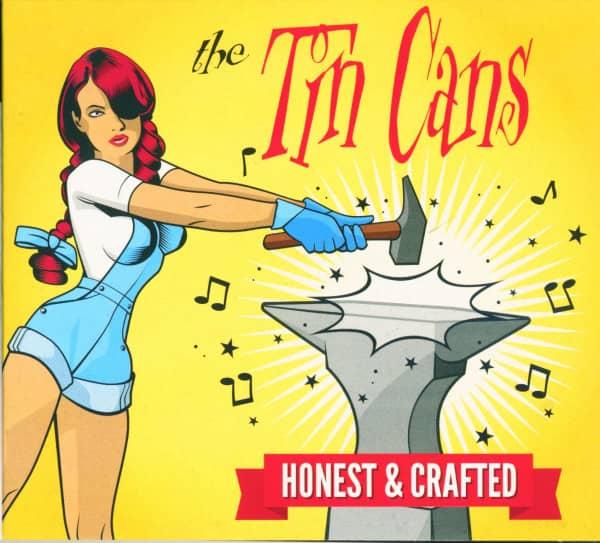 Honest & Crafted (CD Album)