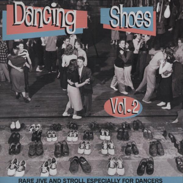 Vol.2, Dancing Shoes