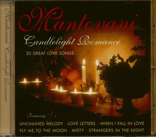 Candlelight Romance (CD)