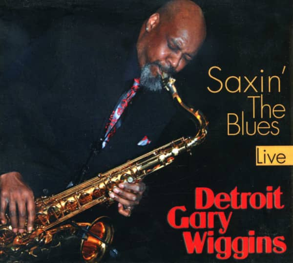 Saxin' The Blues