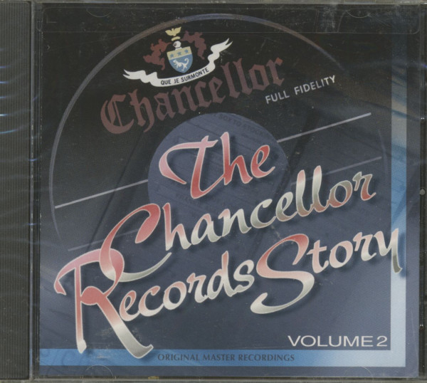 The Chancellor Records Story, Vol.2 (CD)