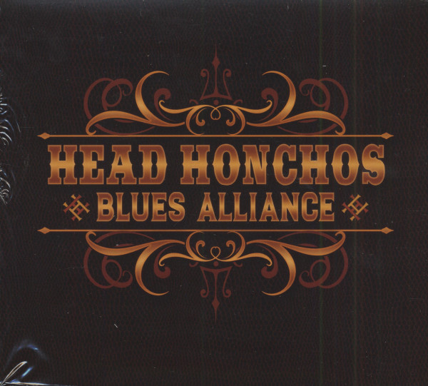 Blues Alliance (CD)