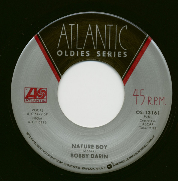 Nature Boy - You Must Have Been A Beautiful Baby (7inch, 45rpm)