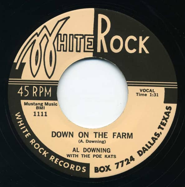 Down On The Farm - Oh! Babe 7inch, 45rpm