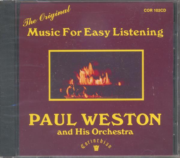 Music For Easy Listening (CD)