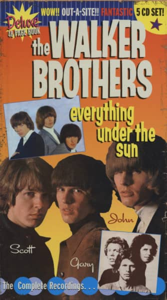 Everything Under The Sun - The Complete Recordings (5-CD)