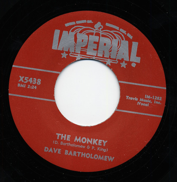 The Monkey - Someday 7inch, 45rpm