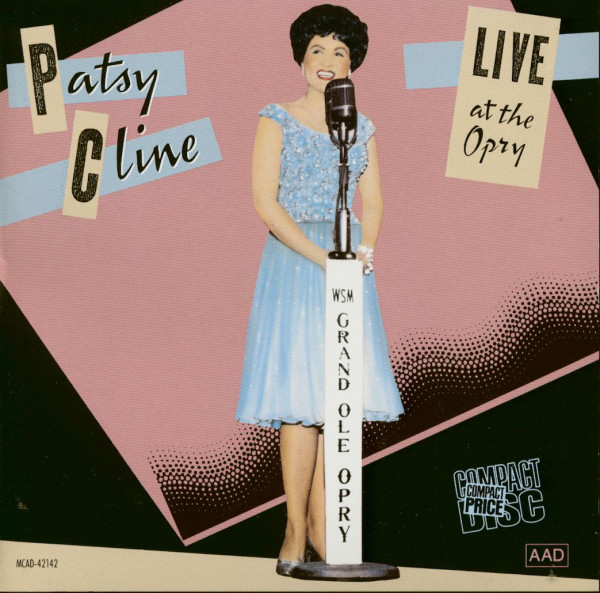 Live At The Opry (CD)
