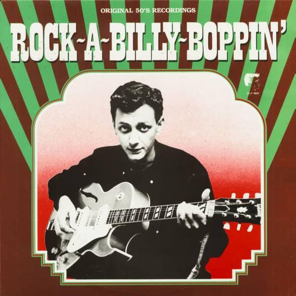 Rock-A-Billy Boppin' (LP)